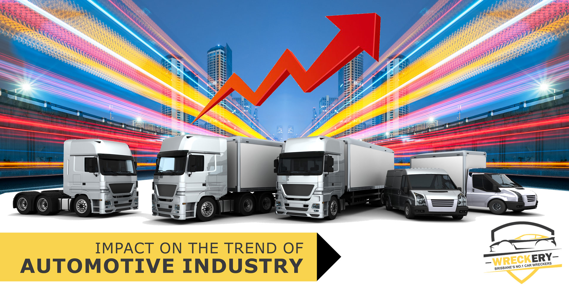 What are the factors that impact on trend of Automotive Industry