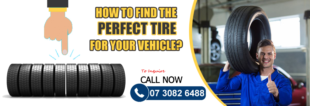 How To Find The Perfect Tire For Your Vehicle?
